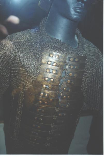 Turkish armour